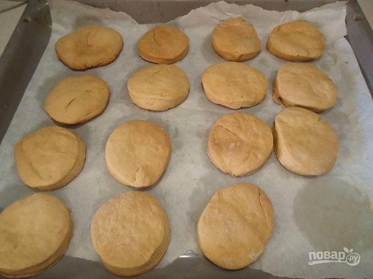 Домашнее печенье простое - пошаговый рецепт