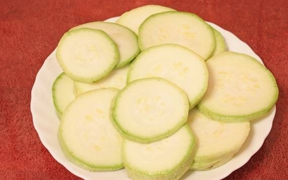 Запеченные кабачки с баклажанами - пошаговый рецепт