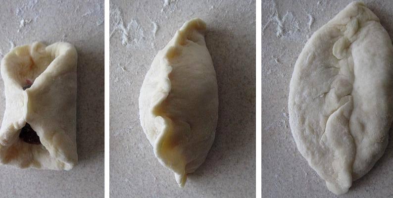 Пирожки с вишней на кефире - пошаговый рецепт с фото на