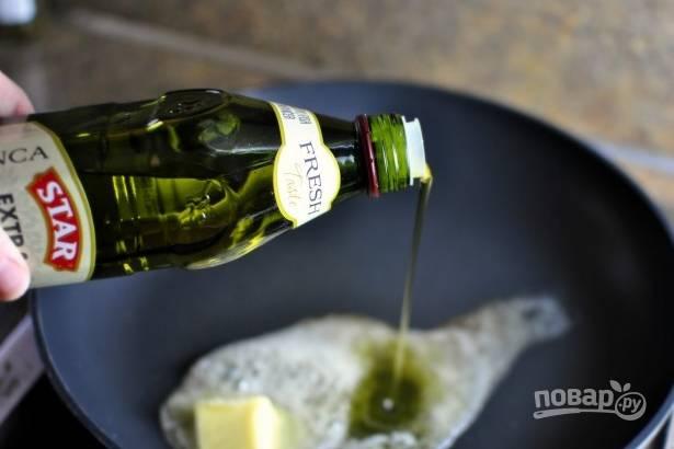 Жареная рыба - пошаговый рецепт с фото на