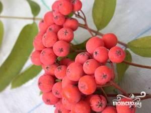 Варенье из рябины - пошаговый рецепт с фото на