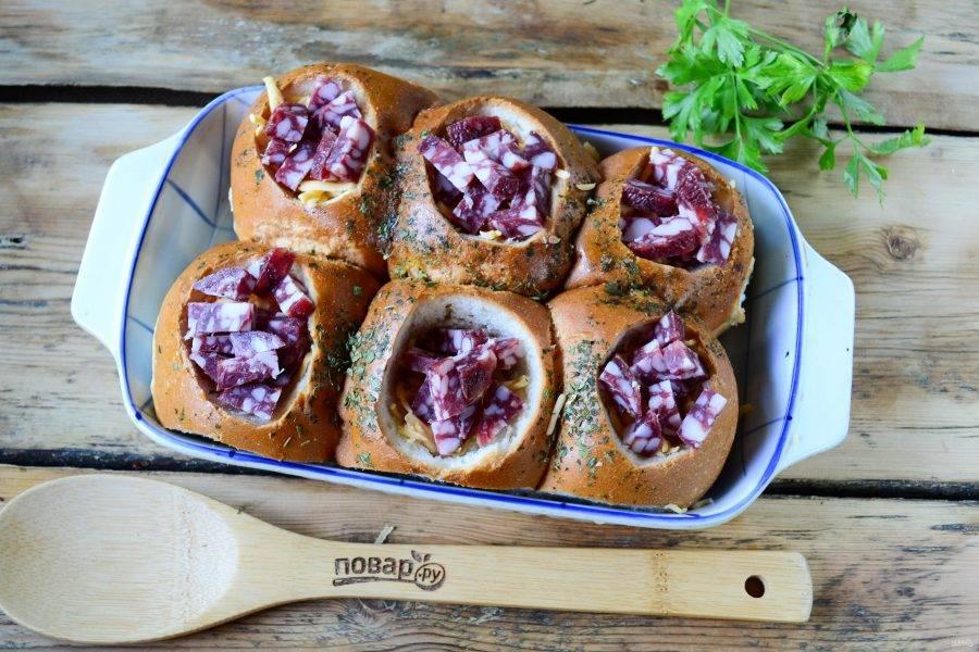 Булочки на завтрак - пошаговый рецепт