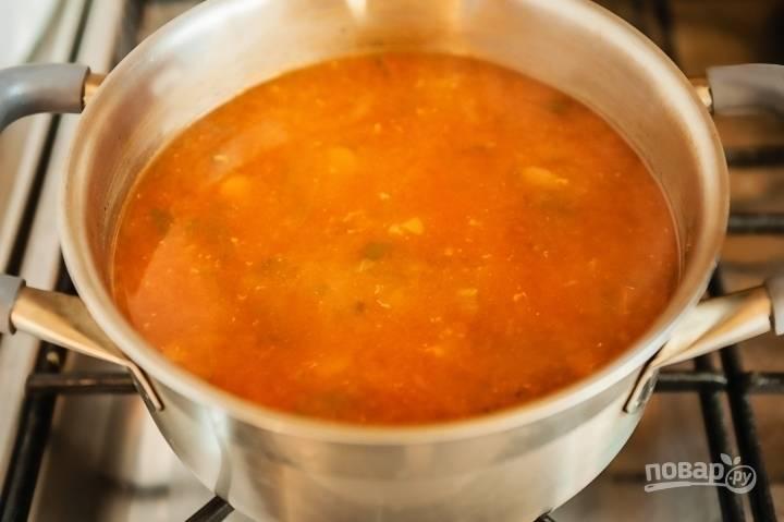 Селянка - пошаговый рецепт с фото на