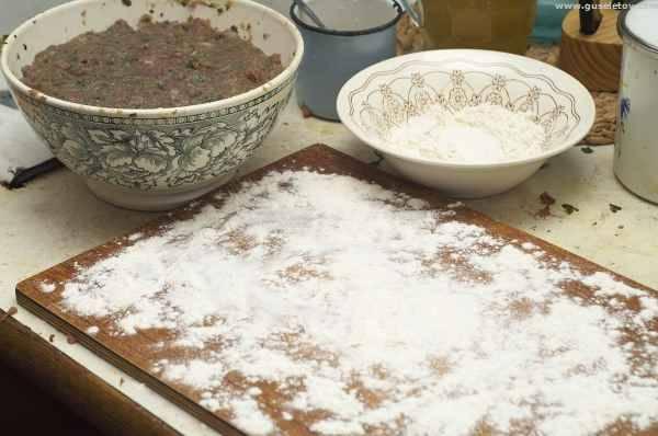 Кололак - пошаговый рецепт