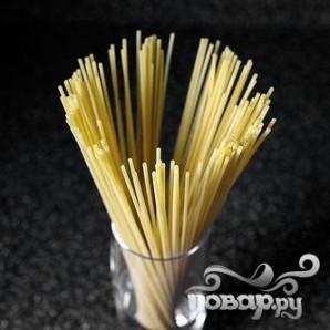 Спагетти с томатным соусом - фото шаг 3