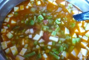 Солянка из зеленых помидор - фото шаг 4