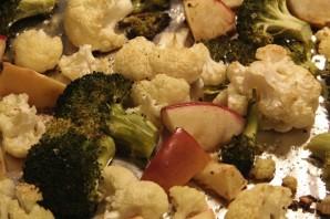 Пюре из брокколи и цветной капусты - фото шаг 2