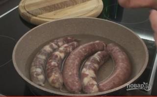 Вкусные и сочные домашние колбаски - фото шаг 7