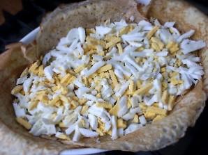 Пирог из блинов с мясом - фото шаг 5