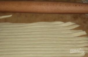 Пирог с вареньем в духовке - фото шаг 5