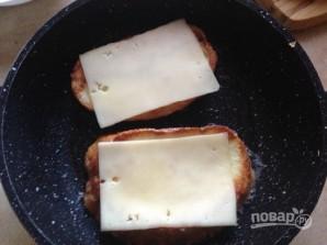 Гренки с сыром на завтрак - фото шаг 7