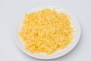 Макароны с ветчиной и сыром - фото шаг 2