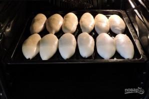 Пирожки с капустой из дрожжевого теста - фото шаг 4