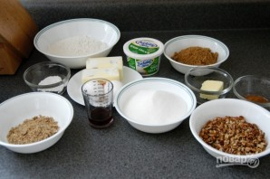 "Ореховый торт ""Пекан"" - фото шаг 1"