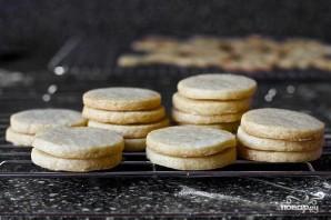 Печенье с мускатным орехом и кленовым сиропом - фото шаг 6