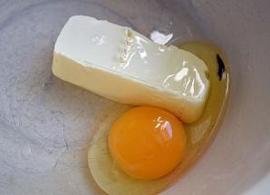 Лоранский пирог с курицей и грибами - фото шаг 1