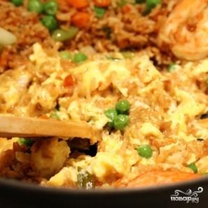 Креветки с рисом - фото шаг 10