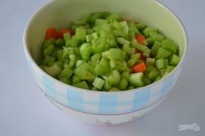 Cалат из сельдерея и моркови - фото шаг 2