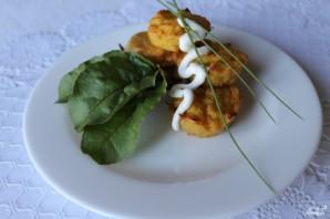 Картофельные котлеты с луком - фото шаг 5