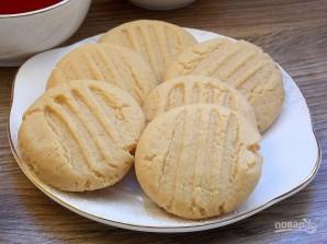Миндальное арахисовое печенье - фото шаг 7