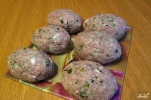 Котлеты из свинины в духовке - фото шаг 4