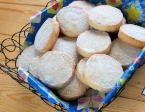 Печенье рассыпчатое - фото шаг 6