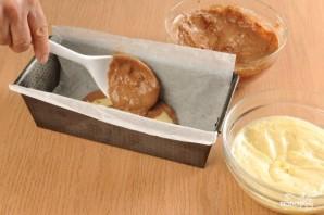 Мраморный кекс на сгущенке - фото шаг 3