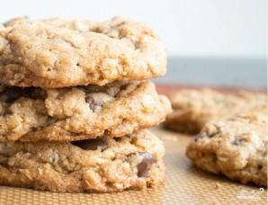 Творожно-овсяное печенье - фото шаг 3