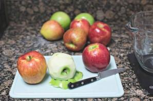 Яблочный пирог с хрустящей корочкой - фото шаг 2