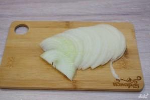 Капуста брокколи под сливочным соусом - фото шаг 1