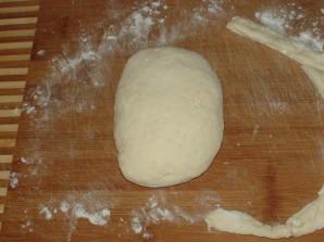 Пирожки на кефире жареные - фото шаг 5