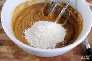 Печенье с арахисовым маслом и медом - фото шаг 3
