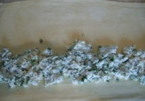 Пирожки с творогом на сковороде - фото шаг 2