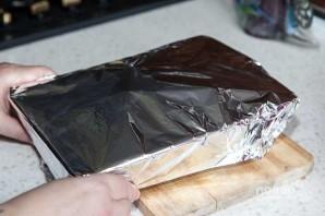 Запеченное мясо с картошкой - фото шаг 9