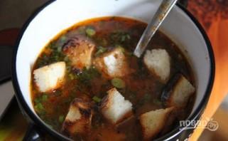 Томатный суп с курицей - фото шаг 6