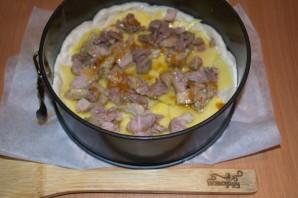 Пирог с индейкой и картофелем - фото шаг 3