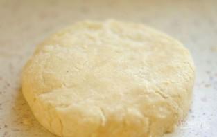 Цветаевский пирог с малиной - фото шаг 2