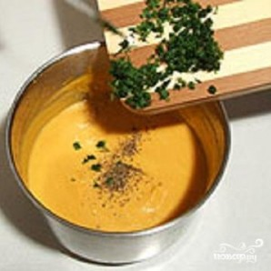Суп-пюре из тыквы - фото шаг 3