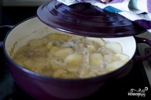 Кисло-сладкий яблочный соус - фото шаг 3