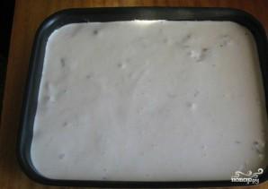 Быстрый пирог с сёмгой - фото шаг 3