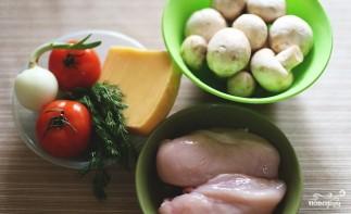 Куриное филе по-французски - фото шаг 1