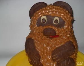 "Торт ""Винни Пух"" - фото шаг 20"