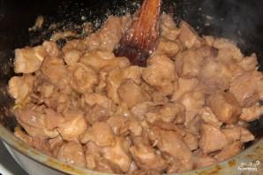 Свинина под кисло-сладким соусом - фото шаг 7