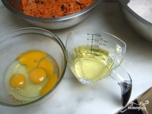 Торт из моркови - фото шаг 2