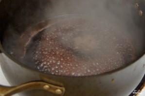 Стейк из говядины с грибным соусом - фото шаг 4