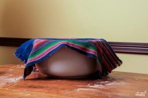Тортилья пшеничная - фото шаг 2