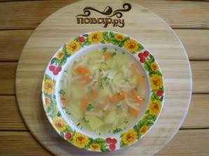 Простой и быстрый суп - фото шаг 9