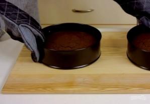Торт шоколадно-карамельный - фото шаг 2