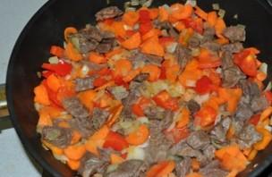 Рагу из баранины с овощами   - фото шаг 2