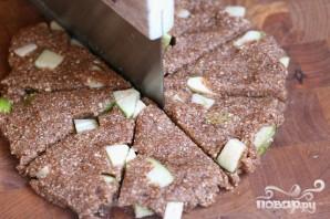 Лепешки с яблоком и пряностями - фото шаг 3